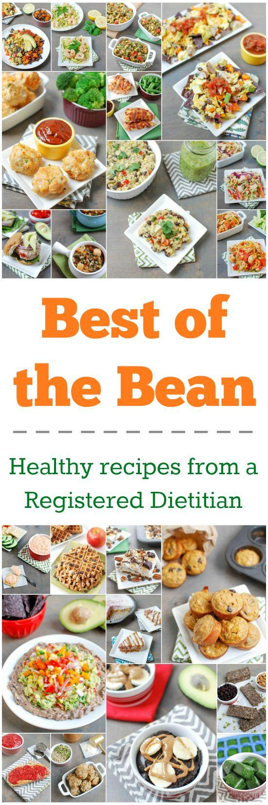 Healthy recipes from a Registered Dietitian during her 5th year of blogging.