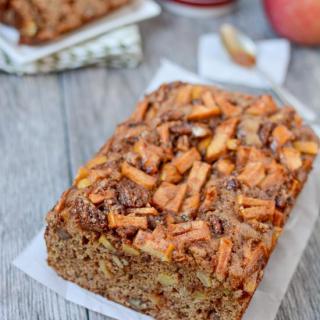 Caramel Apple Bread