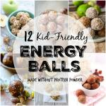 12 Kid-Friendly Energy Ball Recipes Made Without Protein Powder