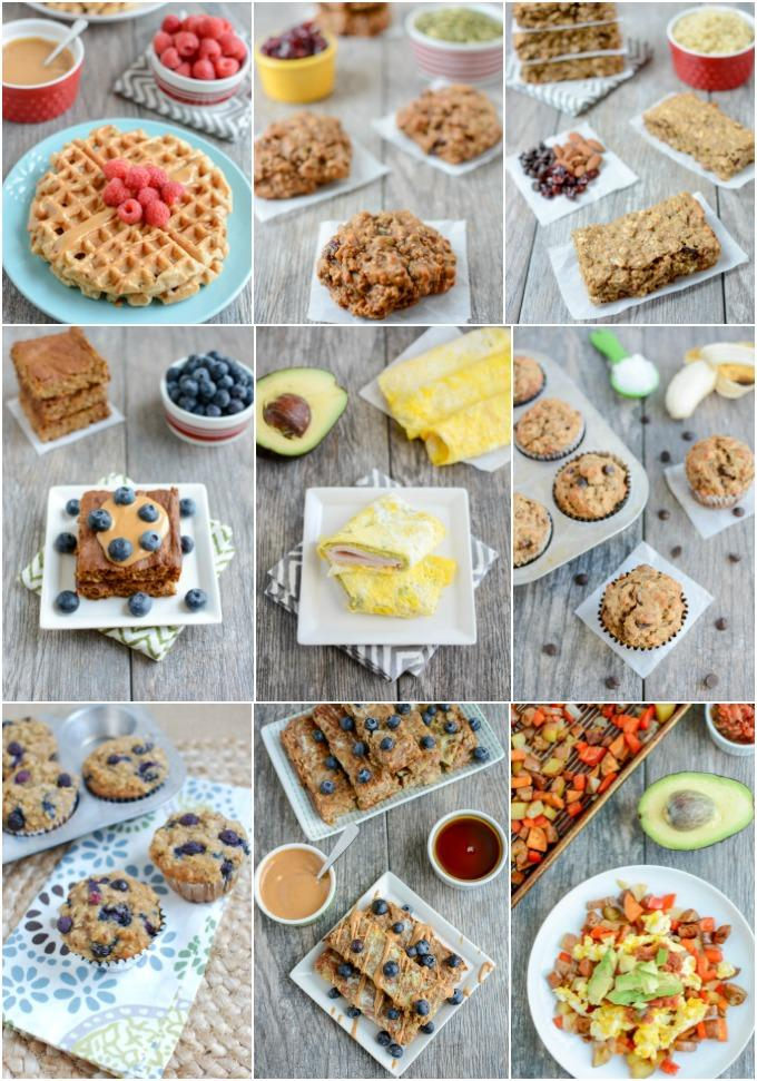 quick, healthy breakfast ideas
