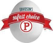 Davidson's Safest Choice Eggs