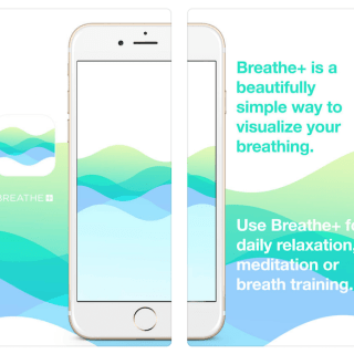 breathe+ app