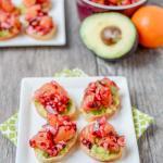 Cranberry Clementine Salsa 4