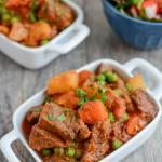 Instant Pot Beef Stew 2