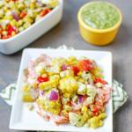 Pesto Corn Salad 3