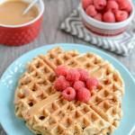 Yogurt Waffles 1