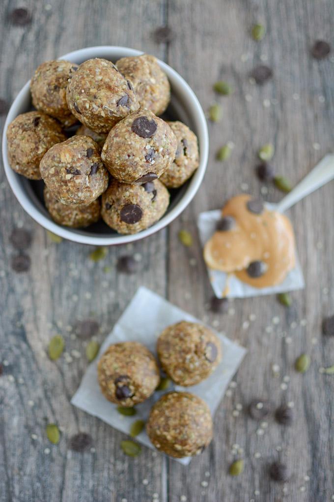 go-to energy ball recipe, kid-friendly, breastfeeding snack