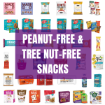 Peanut-Free & Tree Nut-Free Packaged Snacks