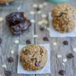 date sweetened chocolate chip cookies no added sugar