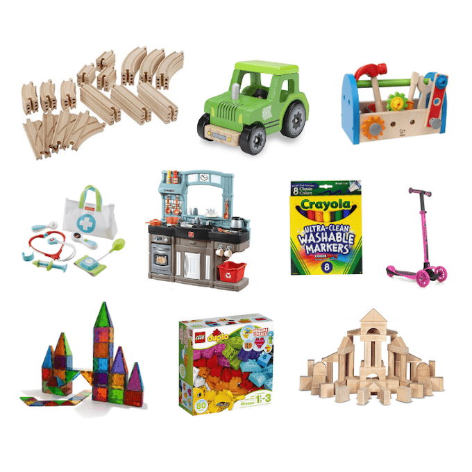gift ideas ages 2-4