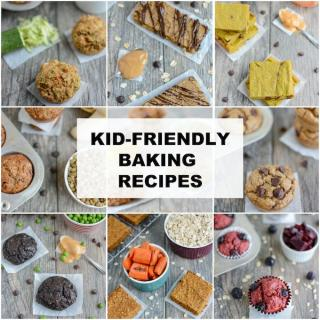 Round-up of 20 Kid-Friendly Baking Recipes