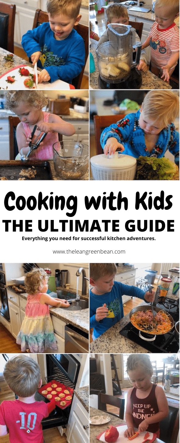 Looking for info on teaching kids to cook? I help you troubleshoot common problems and make it easier, more enjoyable and less stressful for you to cook with your kids!