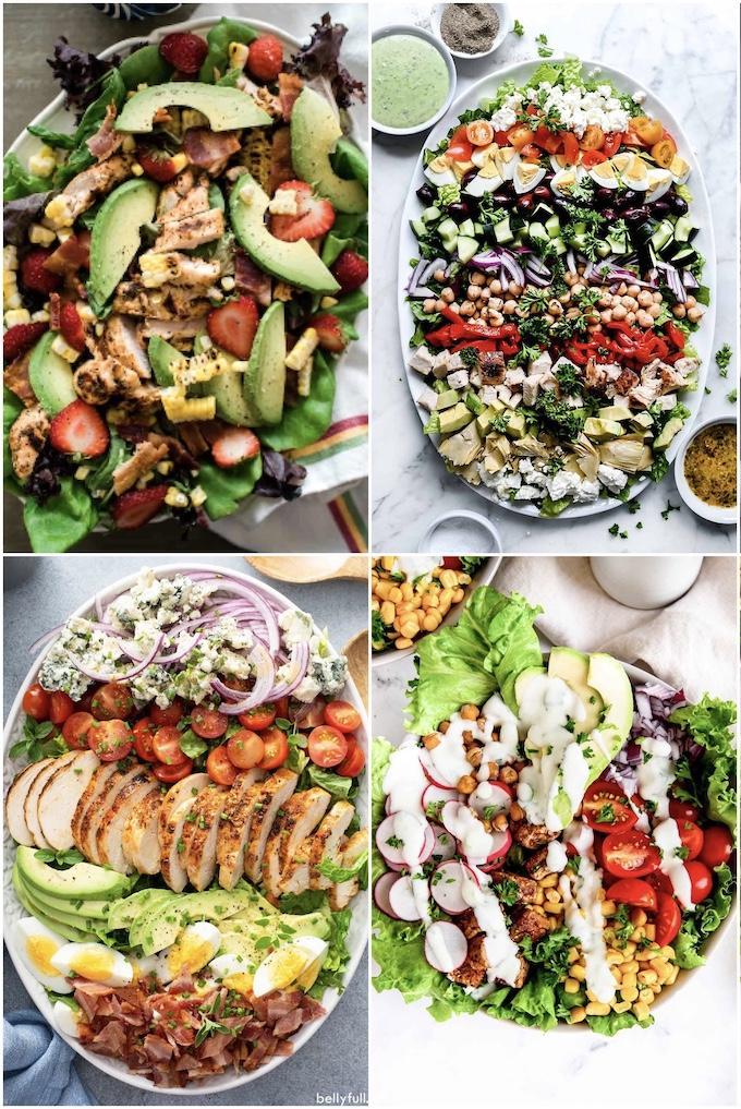 cobb salad ideas