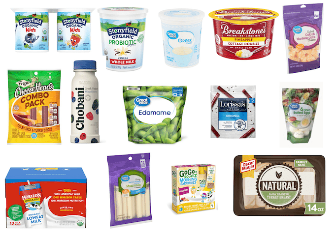 walmart protein snacks