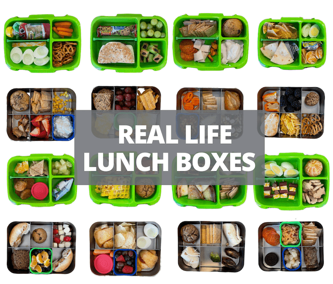 easy lunch box ideas for kids with photos