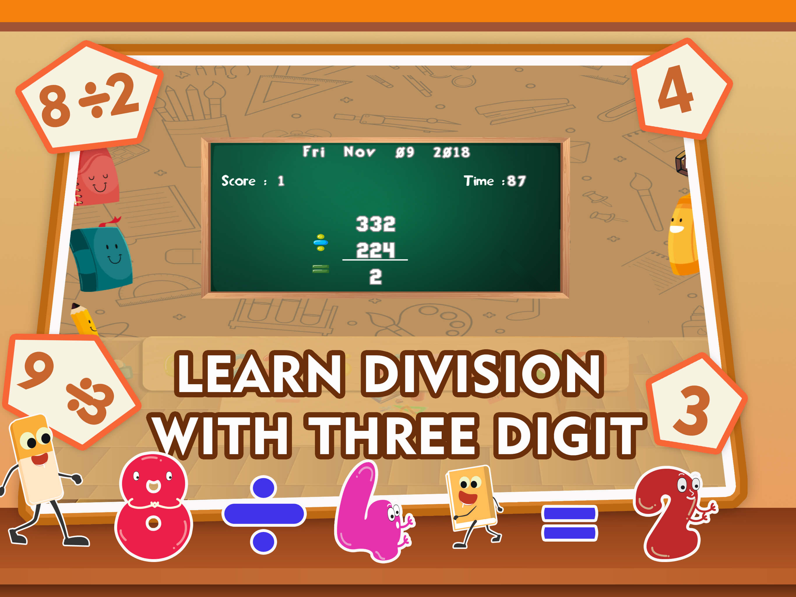 4th Grade Learning Games