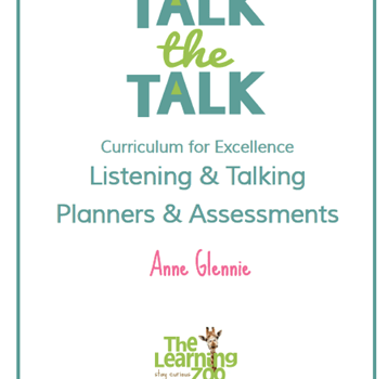 Planning and Assessing Listening and Talking