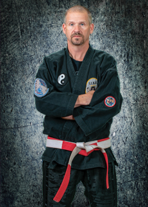 Chief Instructor Shichi-Dan (6th Degree)