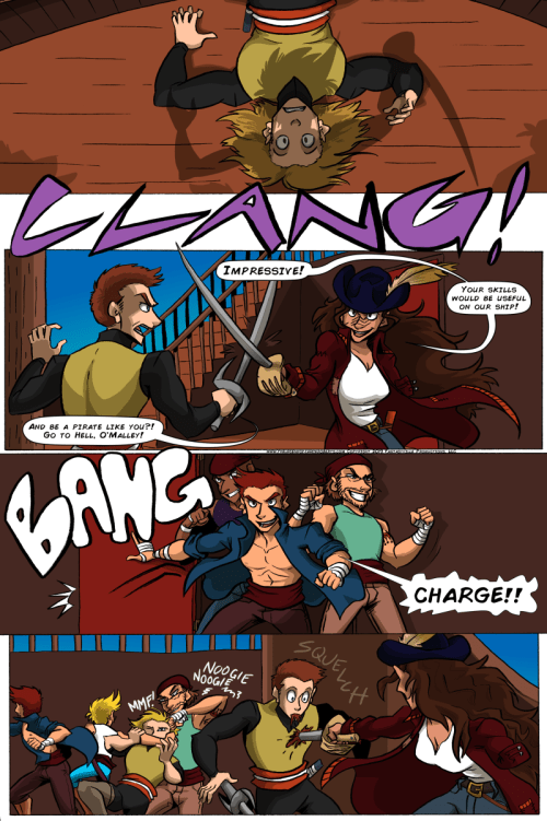 the legend of jamie roberts genderqueer comic page 12