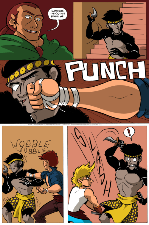 the legend of jamie roberts genderqueer pirate webcomic page 24