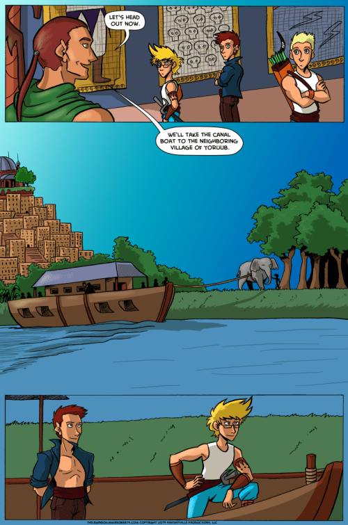 the legend of jamie roberts lgbtq genderqueer webcomic page 39