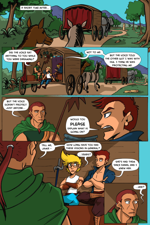the legend of jamie roberts lgbtq genderqueer pirate adventure webcomic page 58