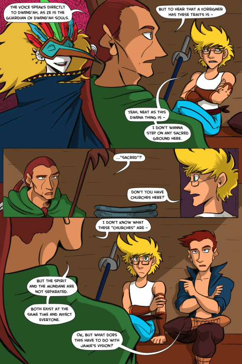 the legend of jamie roberts genderqueer lgbtq pirate adventure webcomic of magic page 60