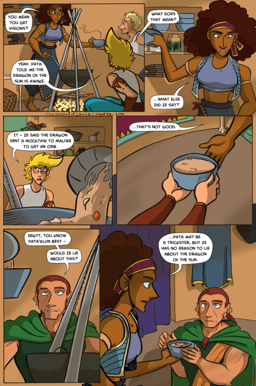 the legend of jamie roberts lgbtq genderqueer pirate adventure webcomic page 67