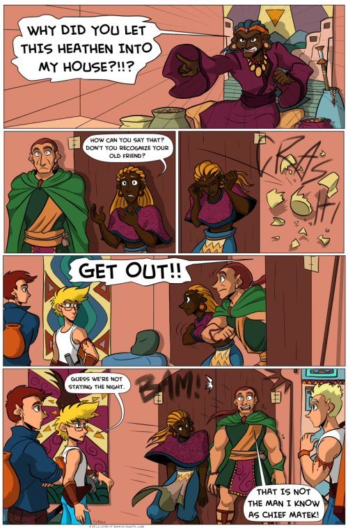 the legend of jamie roberts lgbtq genderqueer pirate adventure webcomic page 84