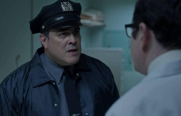David Zayas as Officer Joseph Medina