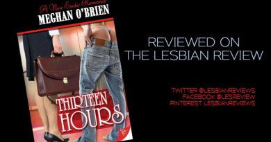 Thirteen Hours by Meghan O Brien