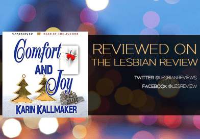 Comfort and Joy by Karin Kallmaker: Audiobook Review