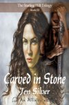 Carved In Stone by Jen Silver on TheLesbianReview.com