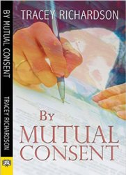 by mutual consent by tracey richardson is reviewed on The Lesbian Review