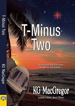 t minus two by kg macgregor reviewed on the lesbian review