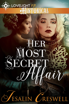 Her Most Secret Affair by Jesalin Creswell