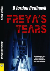 Freyas Tears by D Jordan Redhawk: Book Review