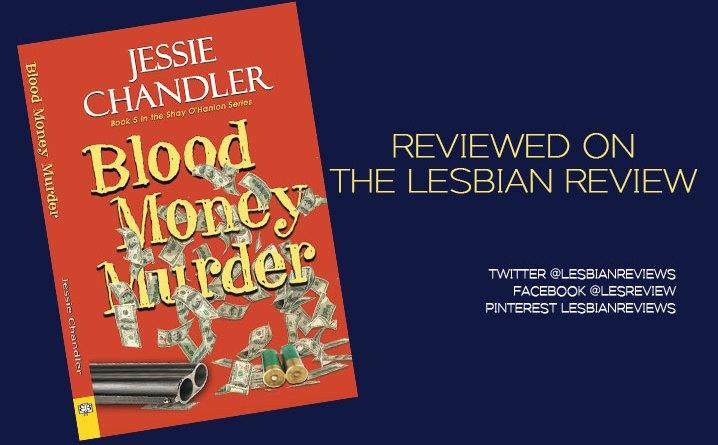 Blood, Money, Murder by Jessie Chandler