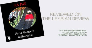 For A Moment's Indiscretion by KA Moll