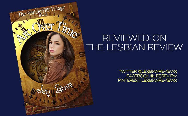 Arc Over Time by Jen Silver