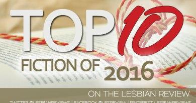 top 10 lesbian fiction of 2016