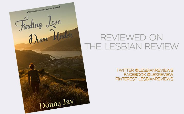 Finding Love Down Under by Donna Jay