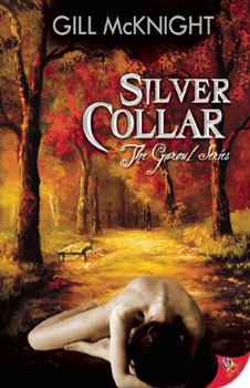 Silver Collar by Gill McKnight