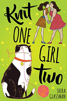 Knit One Girl Two by Shira Glassman