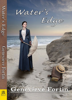 Water's Edge by Genevieve Fortin