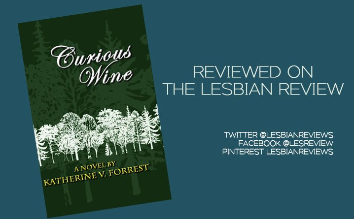 Curious Wine by Katherine V Forrest