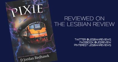 Pixie by D Jordan Redhawk