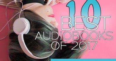 10 Best Audiobooks of 2017