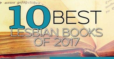 10 Best Lesbian Books Of 2017