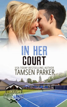 In Her Court by Tamsen Parker